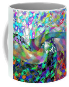 Abstract Fusion 15 Coffee Mug