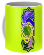 Abstract Fusion 157 Coffee Mug