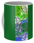 Abstract Fusion 42 Coffee Mug