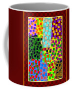 Abstract Fusion 43 Coffee Mug