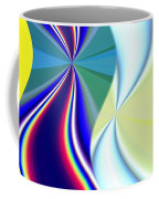 Abstract Fusion 50 Coffee Mug