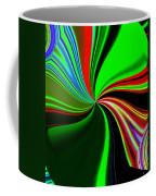 Abstract Fusion 57 Coffee Mug