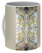 Abstract Fusion 67 Coffee Mug