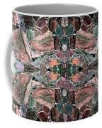 Abstract Fusion 68 Coffee Mug