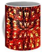 Abstract Fusion 76 Coffee Mug