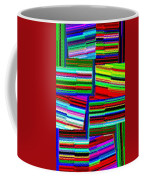Abstract Fusion 77 Coffee Mug