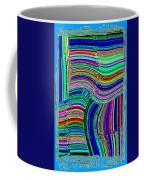 Abstract Fusion 78 Coffee Mug