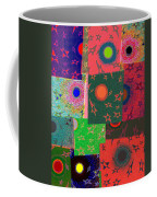 Abstract Fusion 79 Coffee Mug