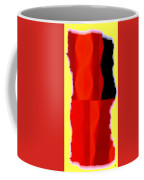 Abstract Fusion 84 Coffee Mug