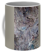Abstract In Blue 1 Coffee Mug