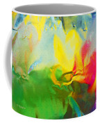Abstract In Full Bloom Coffee Mug
