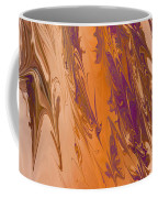 Abstract In July Coffee Mug by Deborah Benoit