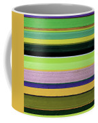 Abstract Landscape - The Highway Series Lll Coffee Mug