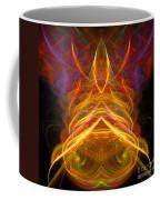 Abstract Ninety-five Coffee Mug