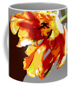 Abstract Parrot Tulip Coffee Mug