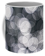 Abstract Photo Of Light Reflecting Coffee Mug