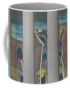 Abstract Reflection 34 Coffee Mug