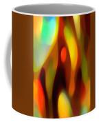 Abstract Rising Up Coffee Mug by Amy Vangsgard