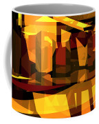 Abstract Sin 27 Coffee Mug