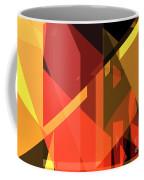 Abstract Sin 31 Coffee Mug