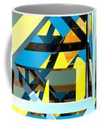 Abstract Sine L 15 Coffee Mug