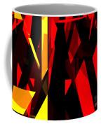 Abstract Sine L 21 Coffee Mug