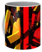 Abstract Sine L 5 Coffee Mug