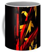 Abstract Sine P 2 Coffee Mug