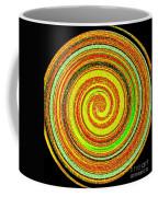 Abstract Spiral Coffee Mug