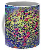 Abstract Spring Coffee Mug