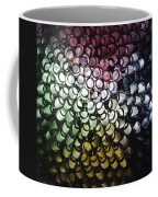 Abstract Straws Coffee Mug