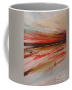 Abstract Sunset II Coffee Mug