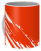Abstract Swipe Coffee Mug