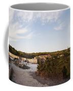 Access To The Beach Of Es Trenc Coffee Mug