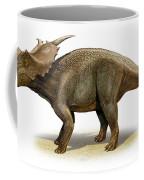 Achelousaurus Horneri, A Prehistoric Coffee Mug