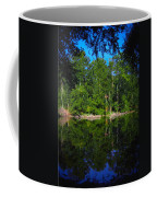Across The Lake Coffee Mug