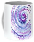 Acrylic Fractals Coffee Mug