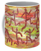 Acrylic Stickmen 2009 Coffee Mug