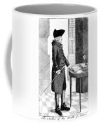 Adam Smith, Scottish Philosopher & Coffee Mug