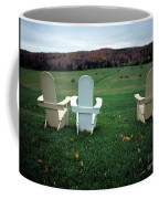 Adirondack Chairs Coffee Mug