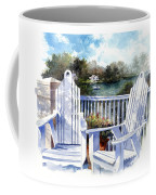 Adirondack Chairs Too Coffee Mug