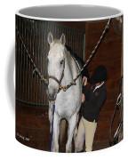 Adjusting The Girth Coffee Mug