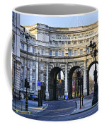 Admiralty Arch In Westminster London Coffee Mug