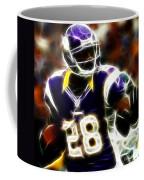 Adrian Peterson 02 - Football - Fantasy Coffee Mug