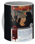 Ads: Phonograph, 1914 Coffee Mug