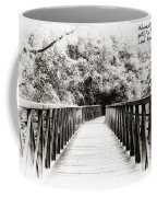 Adversity Is The First Path To Truth Coffee Mug