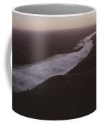 Aerial Of The Buffalo River Coffee Mug by Randy Olson