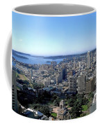 Aerial View - Sydney Harbour Coffee Mug