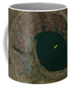 Aerial View Of An Ultralight Plane Coffee Mug