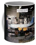 Aflutter Model Of A Kc-135 Stratotanker Coffee Mug